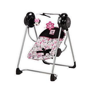 1ea7bdc0c Disney Baby Minnie Mouse Cosco Sway 'N' Play Swing Kmart $69.99  #DisneyBabyPakNPin