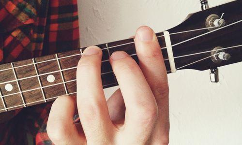 Alternate Bb ukulele chord position | Ukulele | Pinterest | Bb and Plays