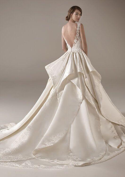 130 Ideas De Vestidos De Novia Espalda Descubierta Vestidos De Novia Vestidos Tu Vestido
