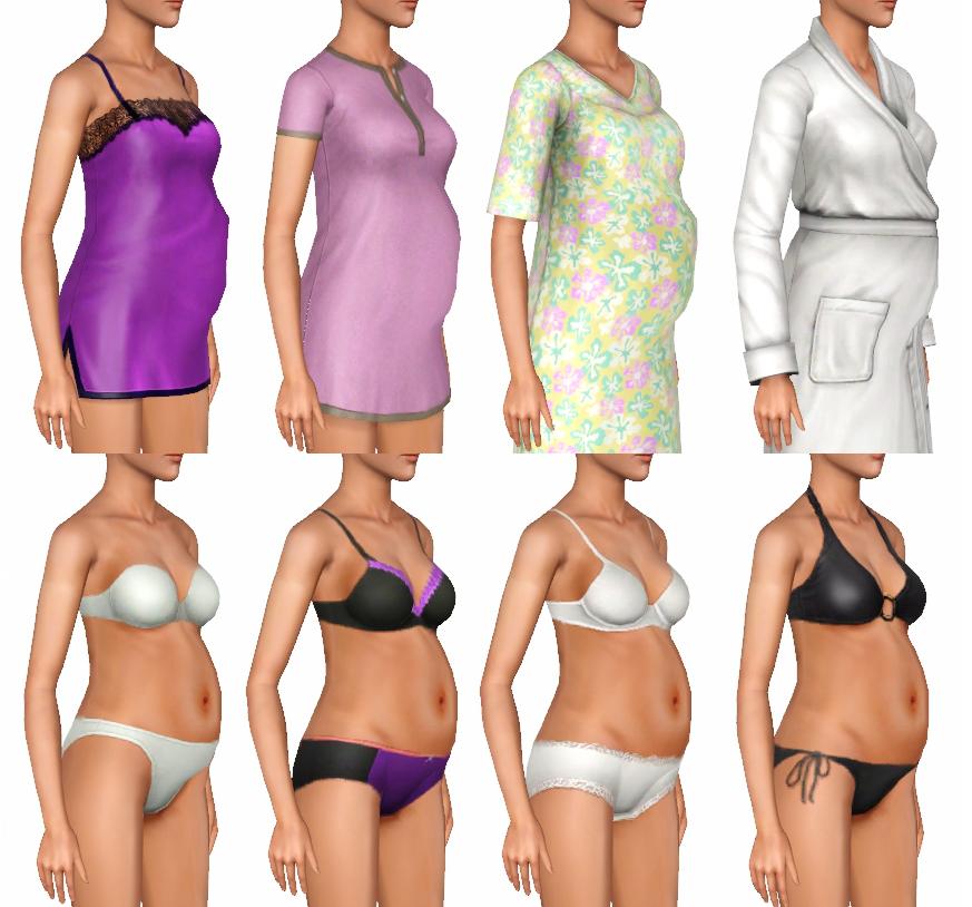 Sims 3 store maxi dress