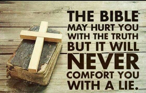 """2 Timothy 3:16-17  """"All scripture is given by inspiration of God, and is profitable for doctrine, for reproof, for correction, for instruction in righteousness:  That the man of God may be perfect, throughly furnished unto all good works."""""""