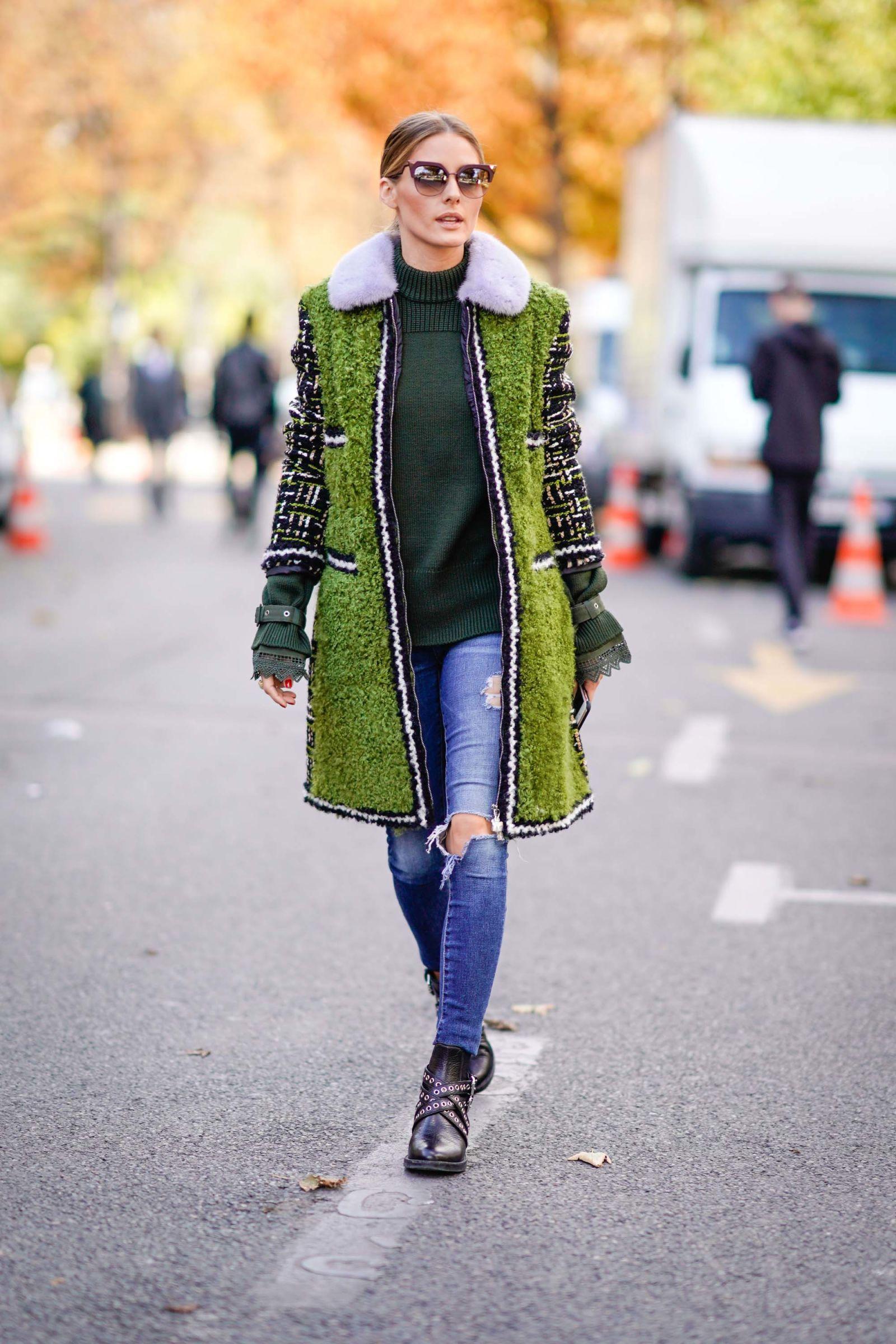 fa81fd83a 26 abrigos de famosas que vas a querer seguro | #Fashion INFLUENCERS ...