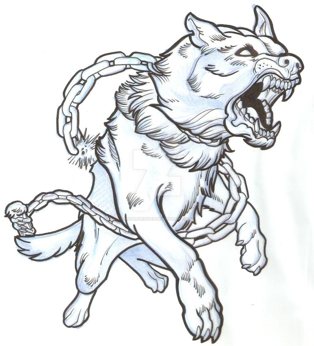 Angry Dog Dog Sketch Angry Dog Pitbull Art [ 1129 x 1024 Pixel ]