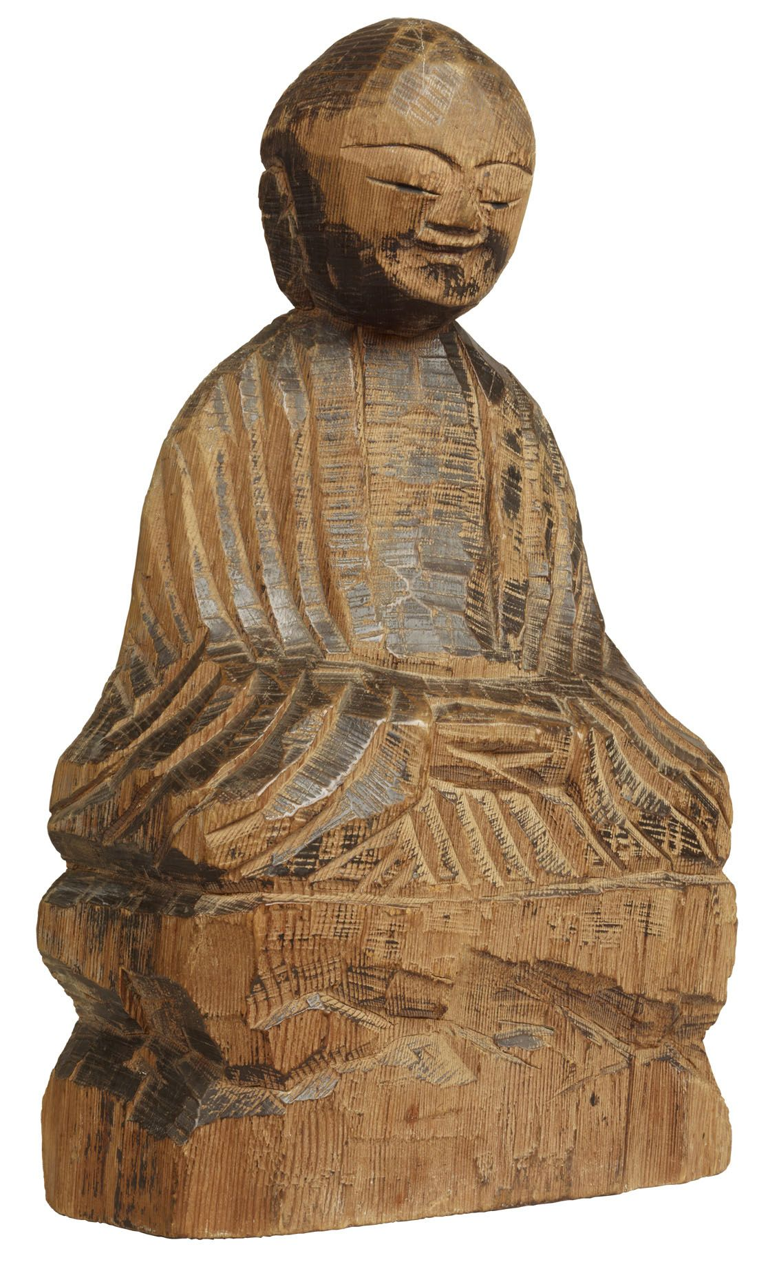 It is said that the Japanese Buddhist monk Enku (1632-1695) carved as many as 120,000 wooden Buddha statues during his lifetime pilgrimage to shrines natio