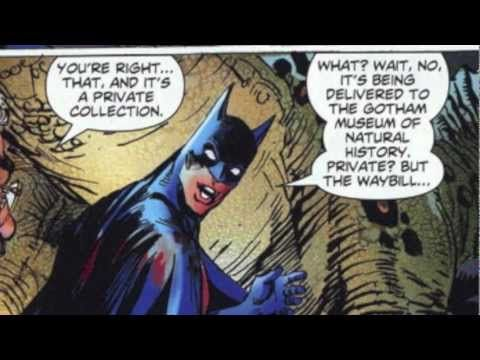 ▶ Batman Odyssey Vol. 1 #3 Motion Comic - YouTube