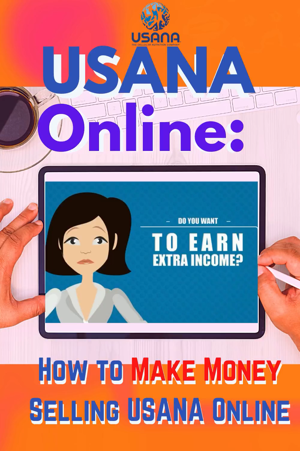 How To Make Money With Usana