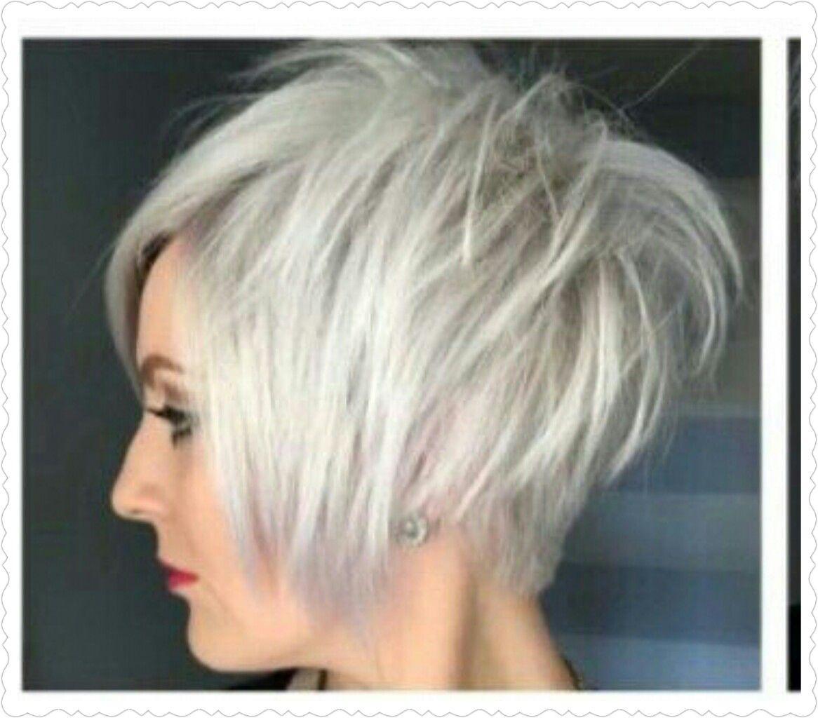 Pin by amanda wildsmith on short hair styles pinterest woman