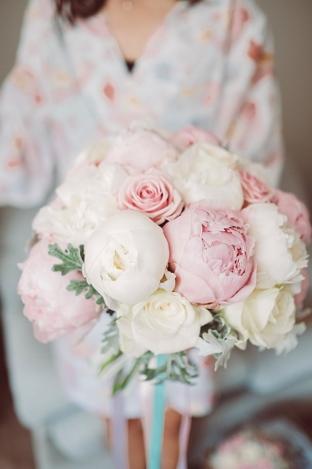 Pink & White Peony Bouquet   Lemonade Pictures