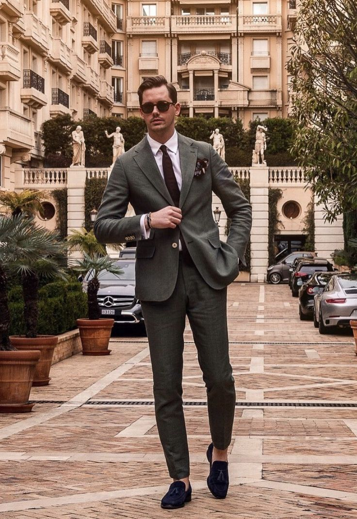 Suits for Different Occasions: What To Wear When? - LLEGANCE