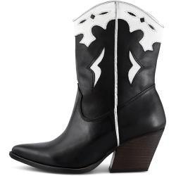Bullboxer Western-Boots schwarz Damen Bullboxer #cowboysandcowgirls