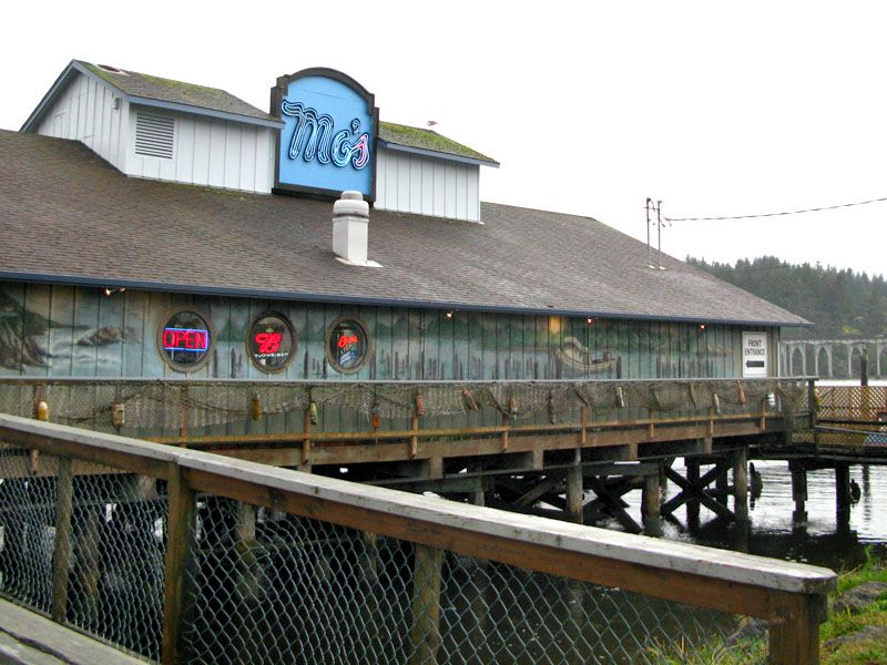 Mo S Pretty Much The Best Restaurant In Florence Oregon And Once