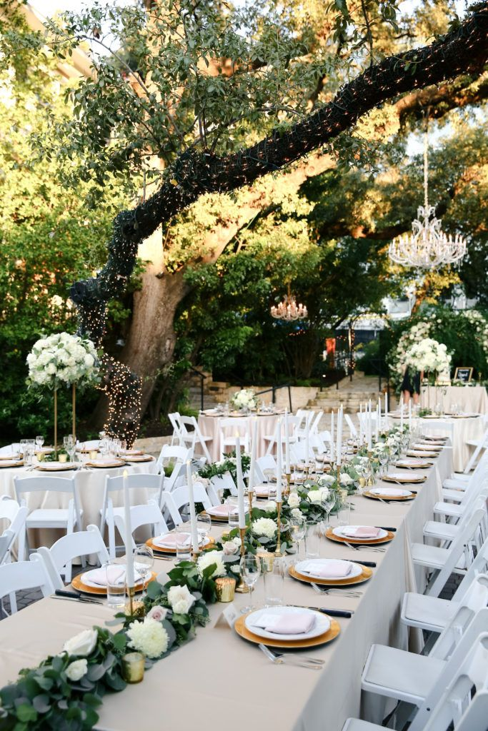 Outdoor Wedding Venue Austin The Allan House Wedding Venue
