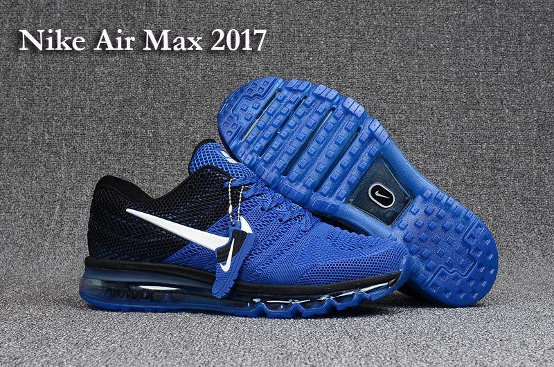 Nouveaux produits 25853 536a2 nike air max 2017 pas cher homme air max 2017 bleu et noir ...