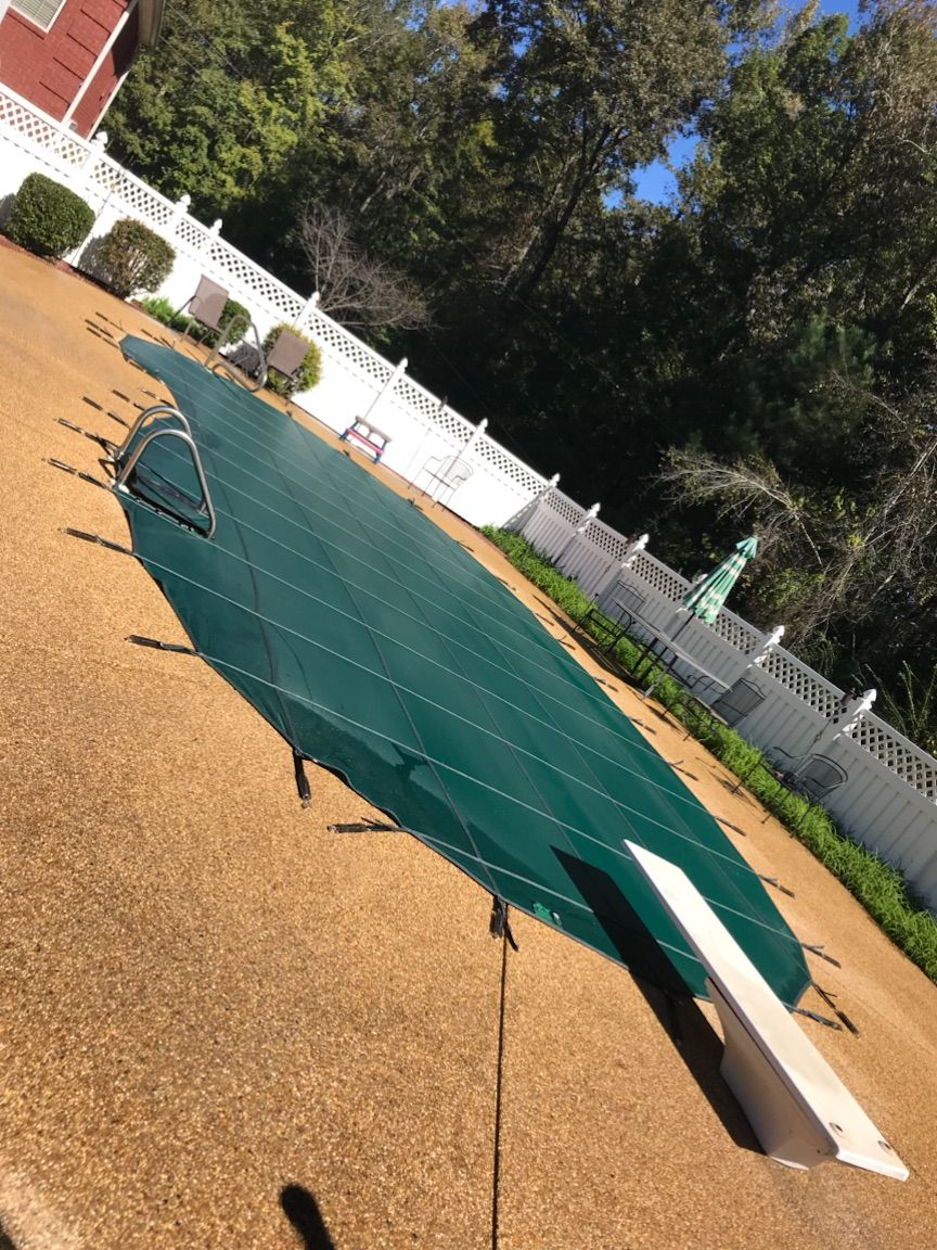 Keep your pool free of winter debris and your family safe ...
