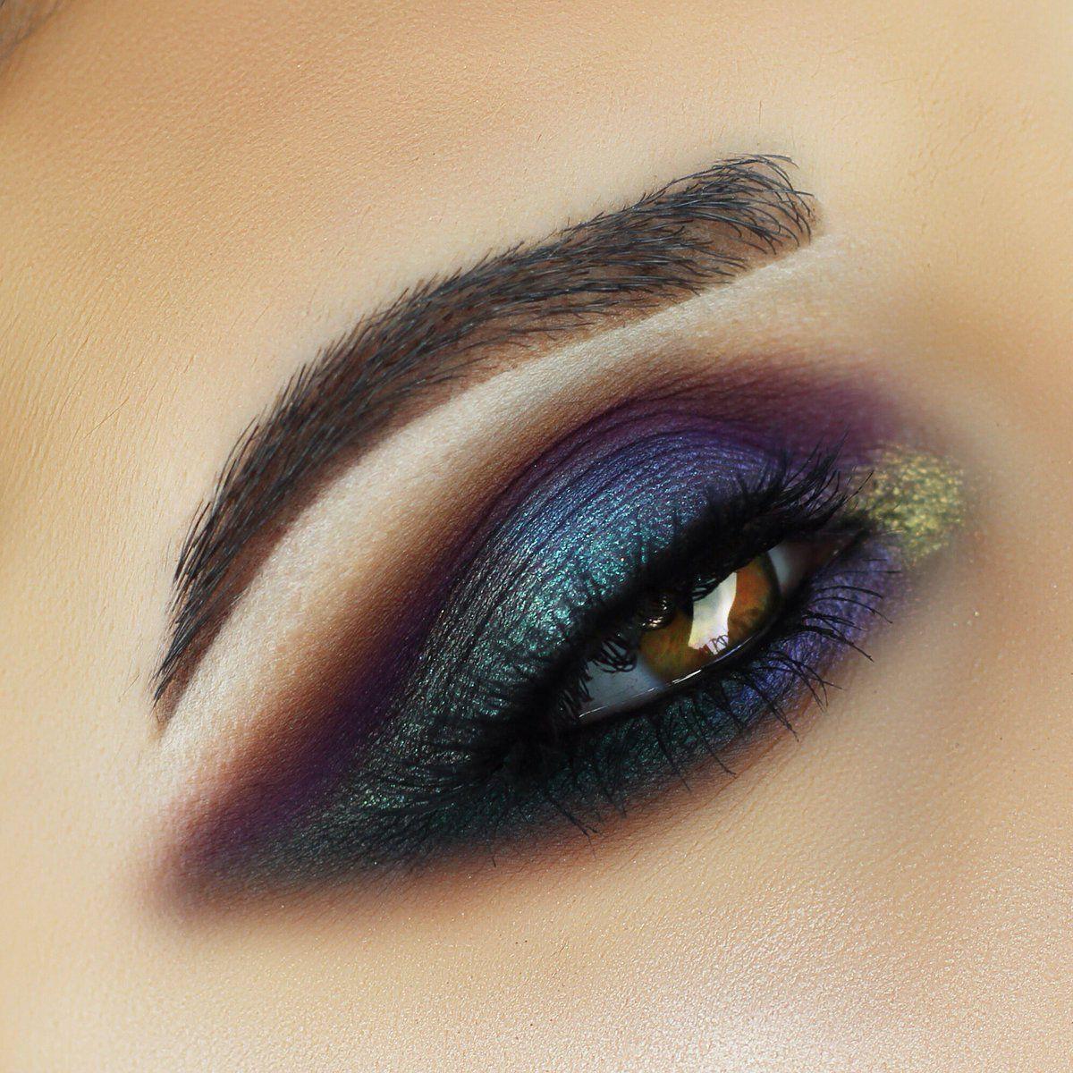 DUOCHROME MakeupGeek Duochrome shadows Makeup geek