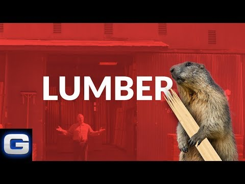 (197) Woodchucks Sequel Lumber Yard GEICO Insurance