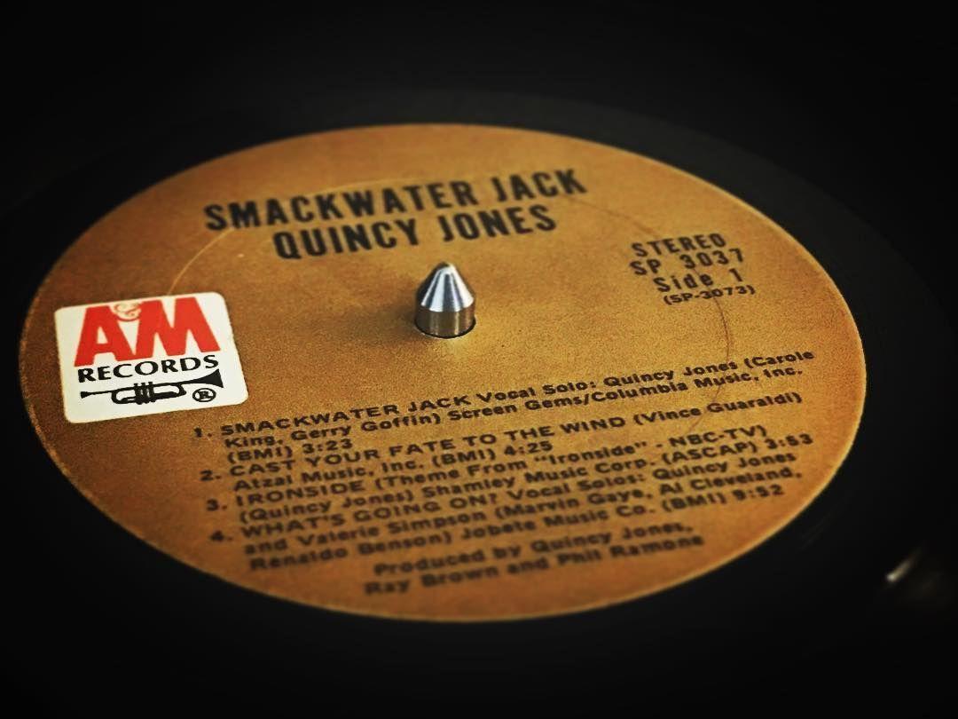 Nowspinning Quincy Jones Smackwater Jack Vinyl Ahhhh Yeeeahhh Music Vivavinyl Vinyllovers Lp Myvinylcollection Paulslps Quincy Jones Gerry Goffin Instagram