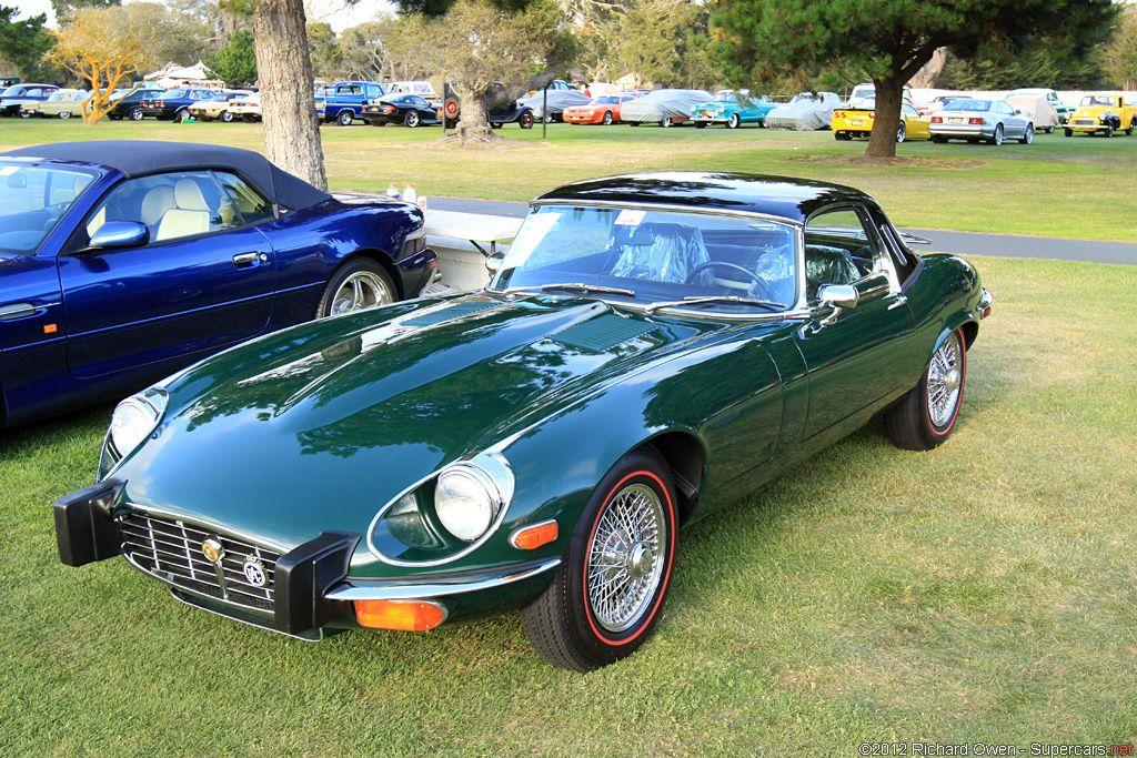 Jaguar etype series iii roadster gallery supercars