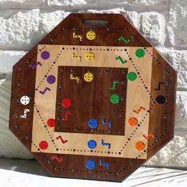 Rules Of Card Games Pegs And Jokers Pegs And Jokers Board Games Marble Games