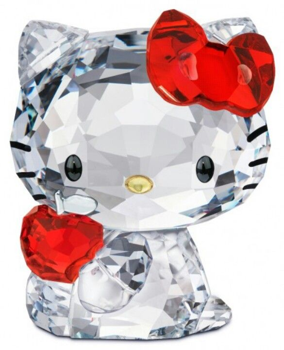 hello kitty crystal
