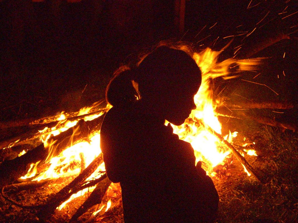 Opinion On the Merits of Letting Kids Play With Fire