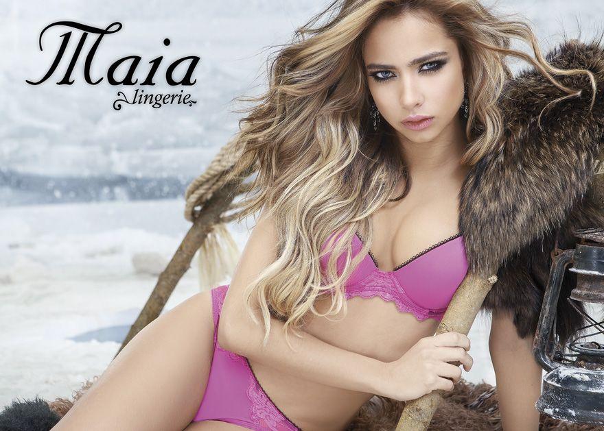 Desde Argentina nos llega el nuevo catálogo en ropa interior femenina e infantil de la marca