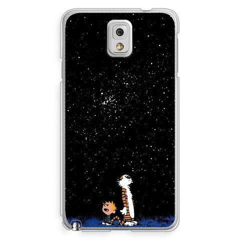 Samsung Galaxy Note 3 Calvin and Hobbes Case   Sodacase.com