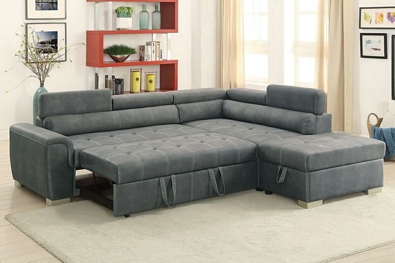 Hide Away Bed In A Bench Cheaper Than Buying A Sleeper Sofa