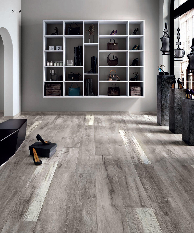 Habitat - Tegel Concept | Carrelage aspect bois, Carrelage facon parquet, Plancher en bois gris