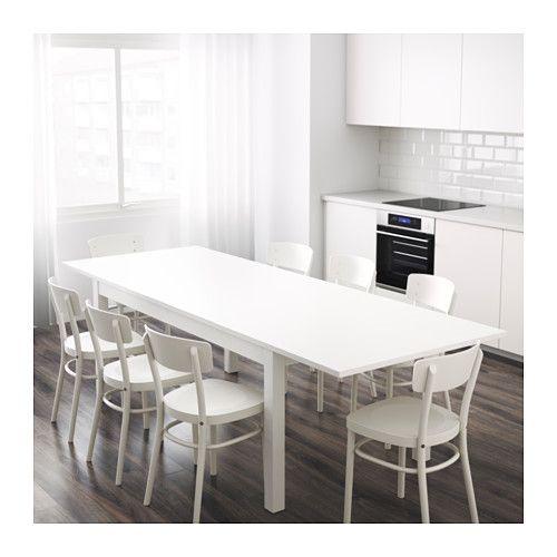 bjursta ausziehtisch ikea wohnen living home house interieur einrichten living interior. Black Bedroom Furniture Sets. Home Design Ideas