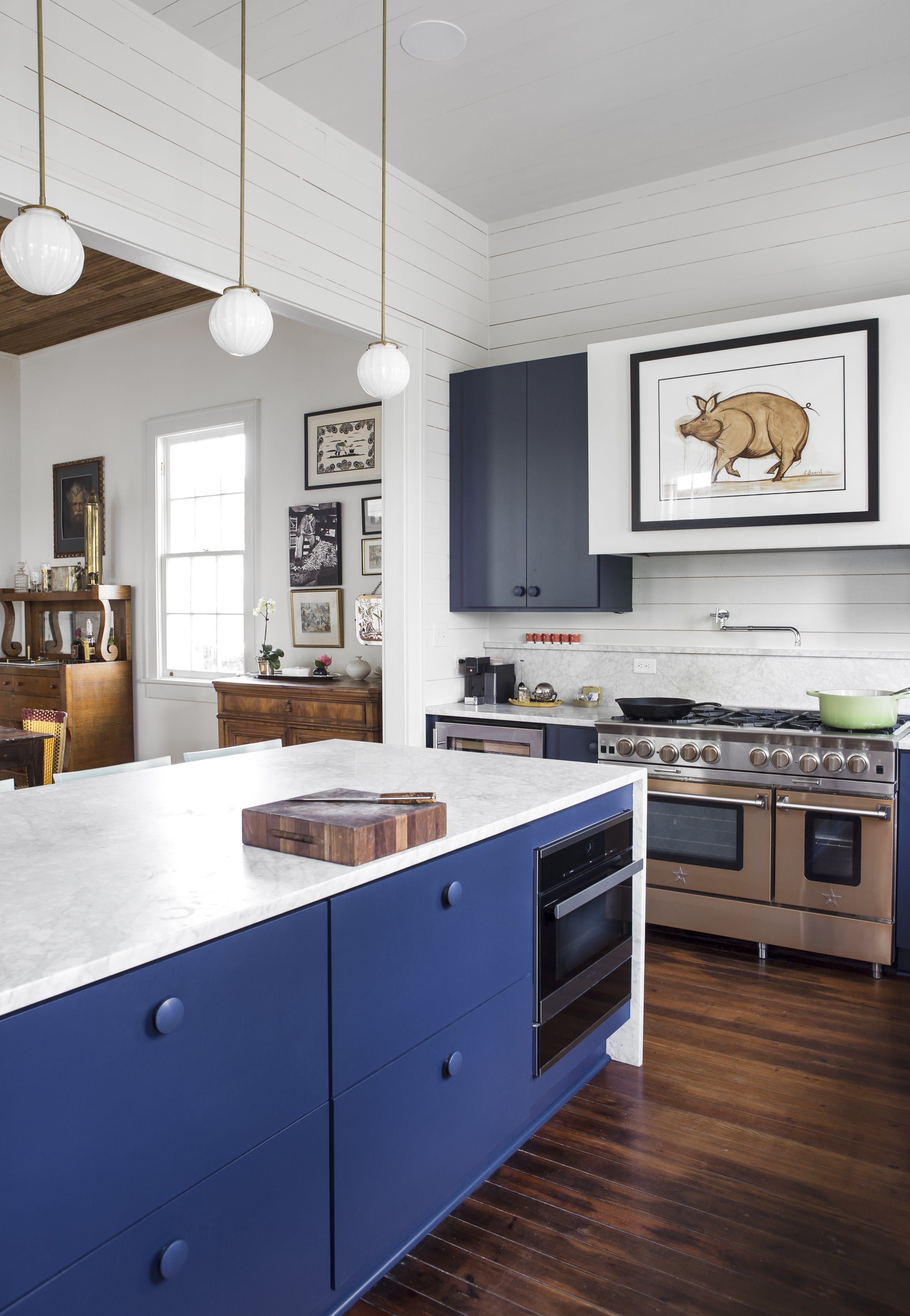 "Get the Look Design Recipe for a Luxe ""Modern Farmhouse"