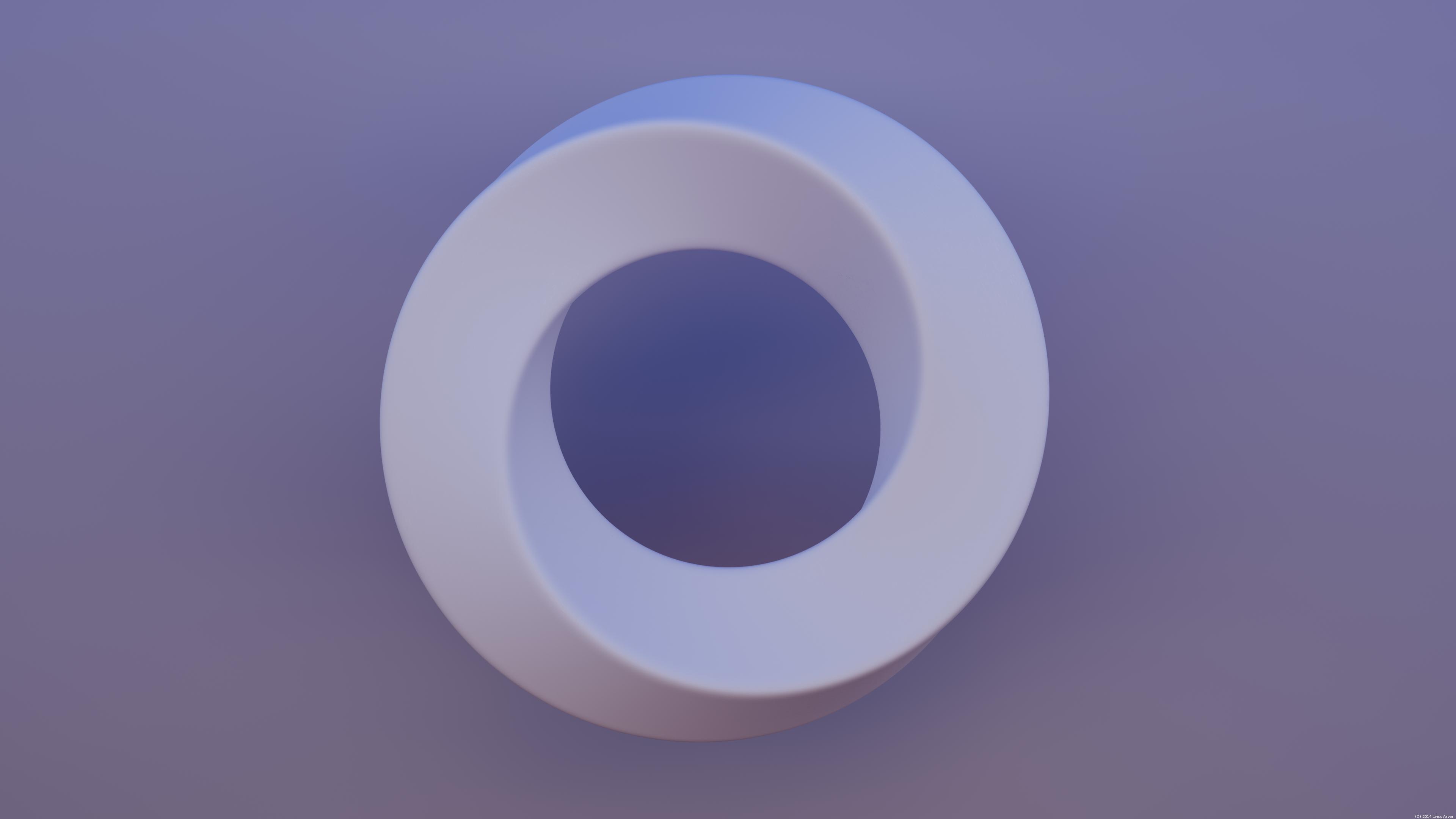 Simple Background [3840 x 2160] Mobius strip, Simple
