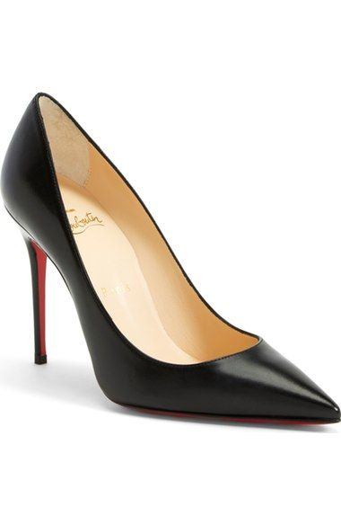 61504107dbc1 CHRISTIAN LOUBOUTIN  Decollete  Pointy Toe Pump (Women).  christianlouboutin   shoes