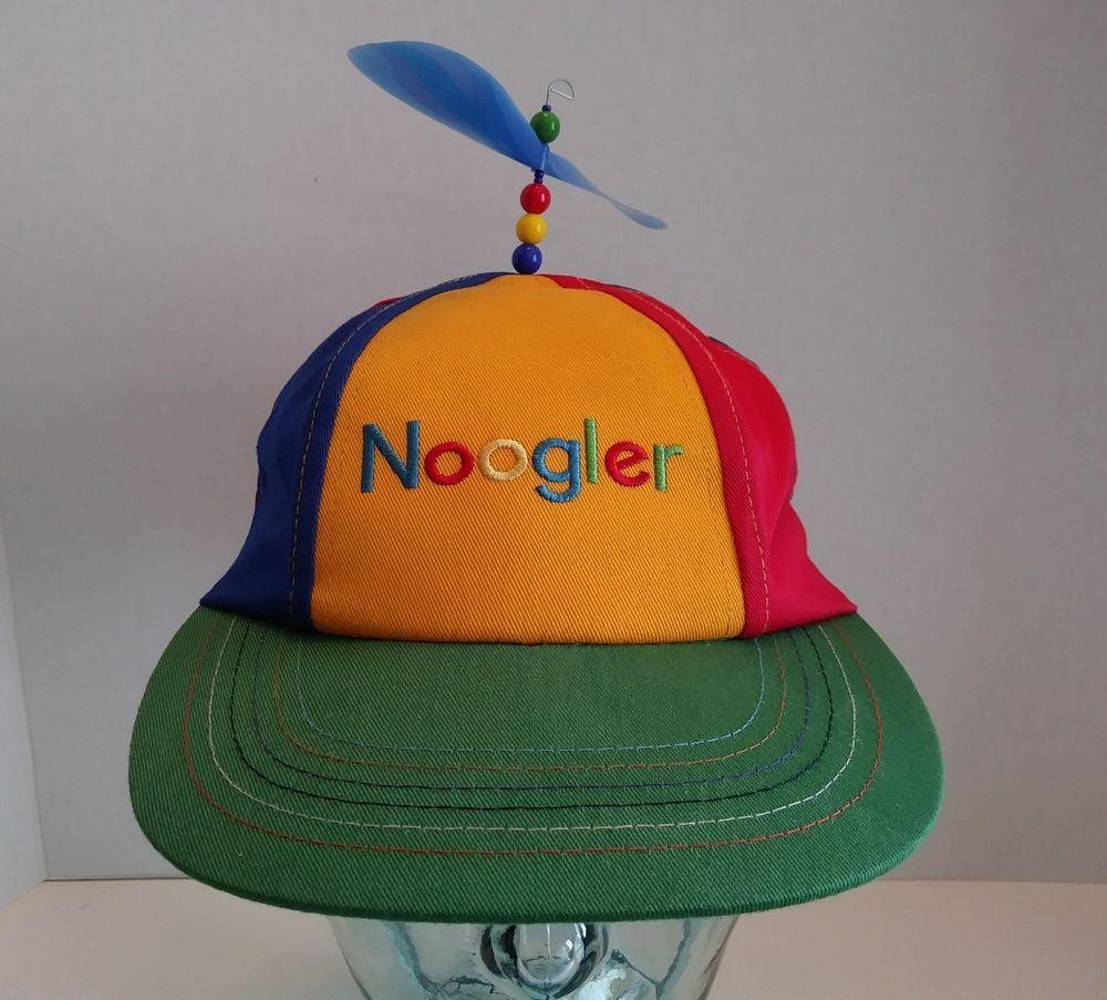 4928fcd8ae5 Google Noogler Intern Employee Propeller Hat Cap SnapBack Silicon Valley   Google  PropellerCap