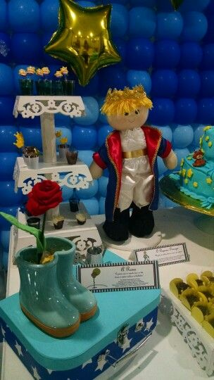 Le Petit Prince /Pequeno Principe