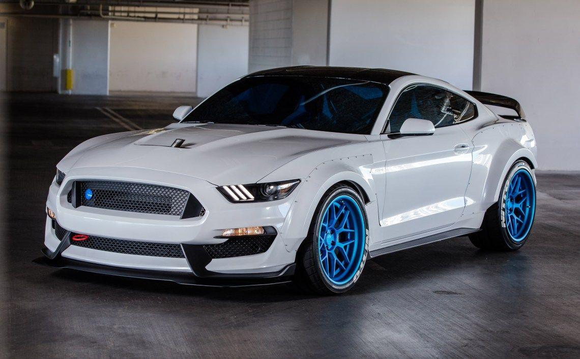 Mustang named hottest car at sema 2015 the mustang source