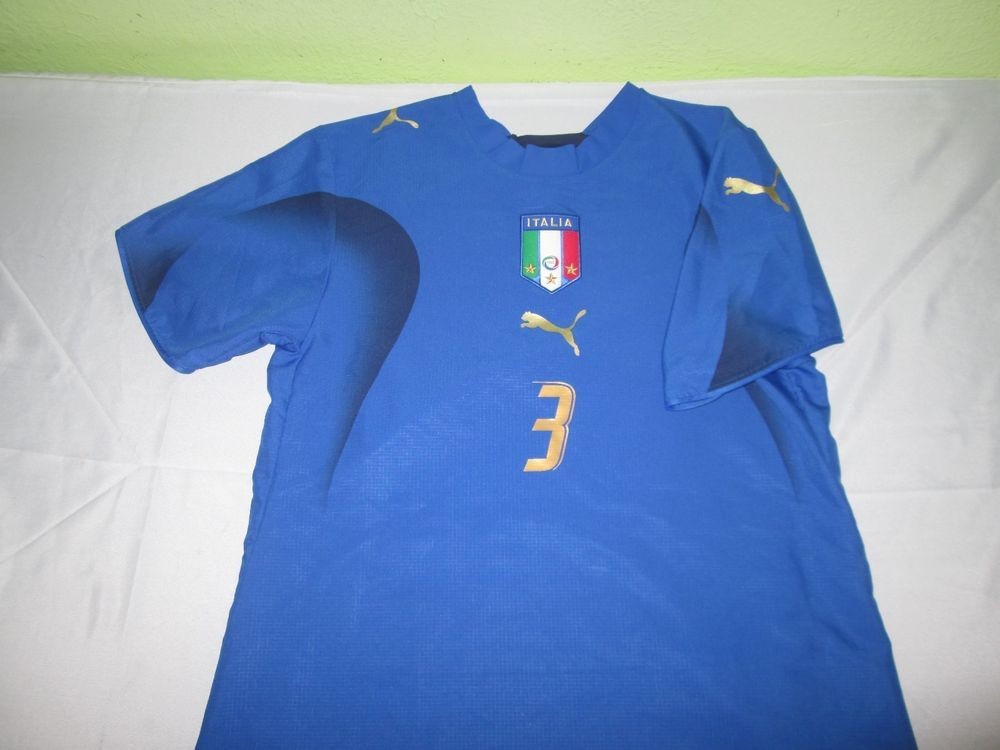Italia Italy Futbol Football Soccer Jersey Sz L Large Puma Marra 3 Puma Italy Fashion Cold Shoulder Dress Soccer Jersey