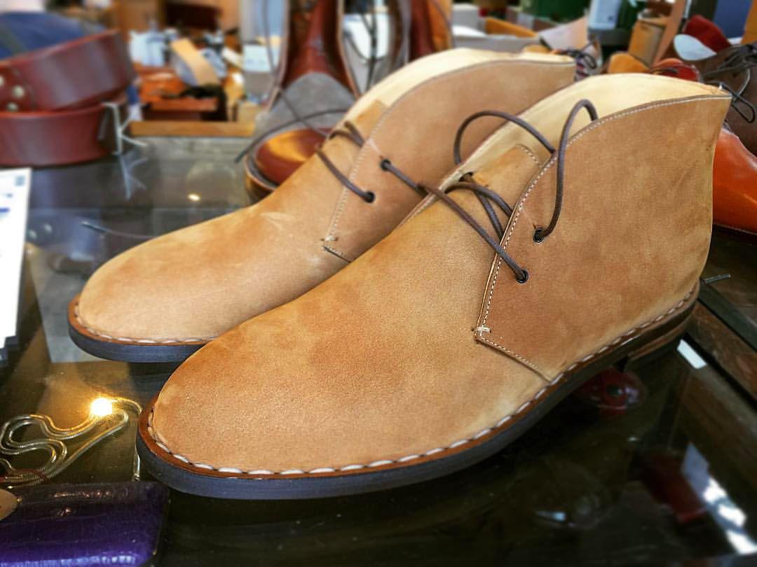 Chukka Boot - Custom Made befc257ed3