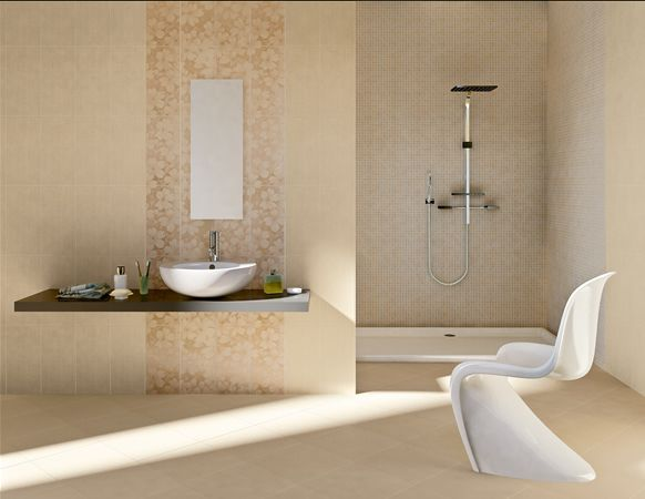 Bagno Beige E Marrone : Bagno giallo e marrone pasionwe disegni interni casa nuova