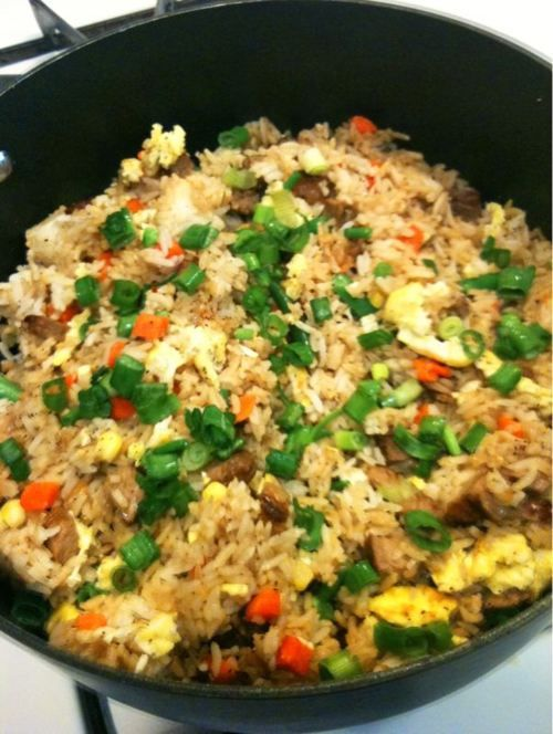 Farewell letter from fried rice rice and food baby fried rice forumfinder Image collections