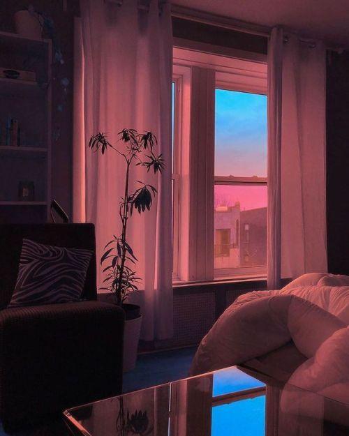 Tumblr 4k Aesthetic Rooms Bedroom Pastel Wallpaper