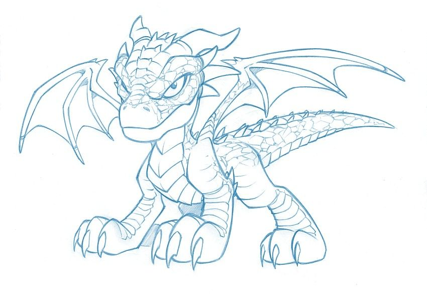 Blue Dragon Dragon Coloring Page Skull Coloring Pages Kids Printable Coloring Pages