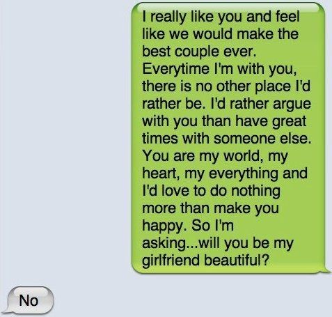romantic way to ask a girl out over text
