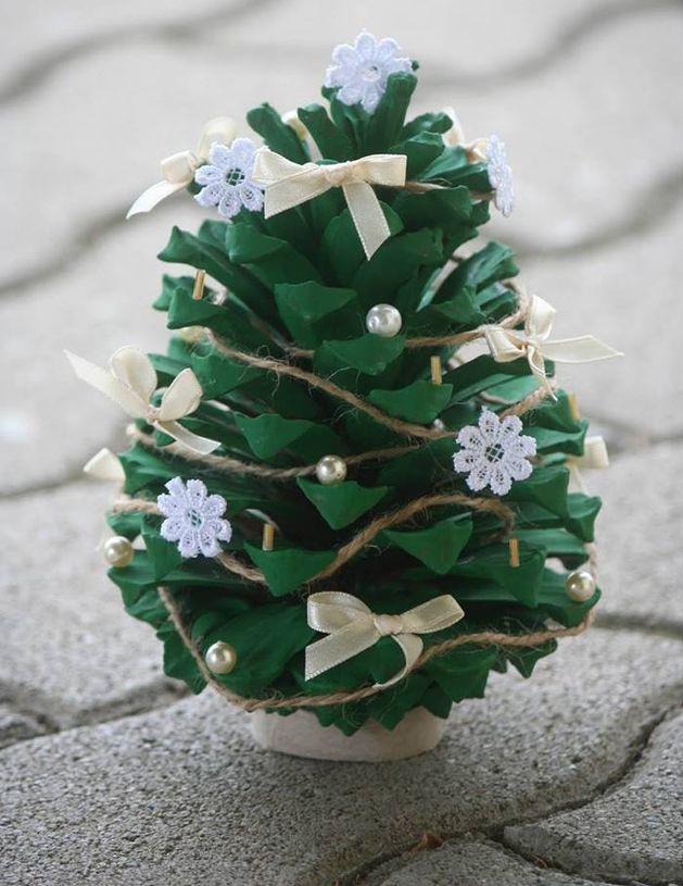 Weihnachtsdeko Selber Basteln basteln mit naturmaterialien weihnachtsdeko selber machen