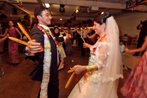 10 Unique Wedding Ceremonies Around The World