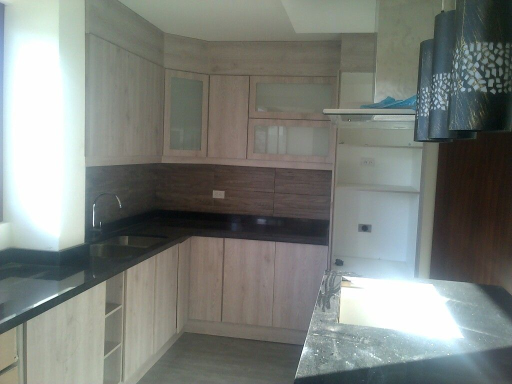 Cocina Color Ceniza Home Kitchen Cabinets Kitchen