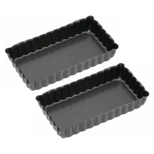 Kitchen Craft Non-Stick Mini Loaf Tins Set of 4