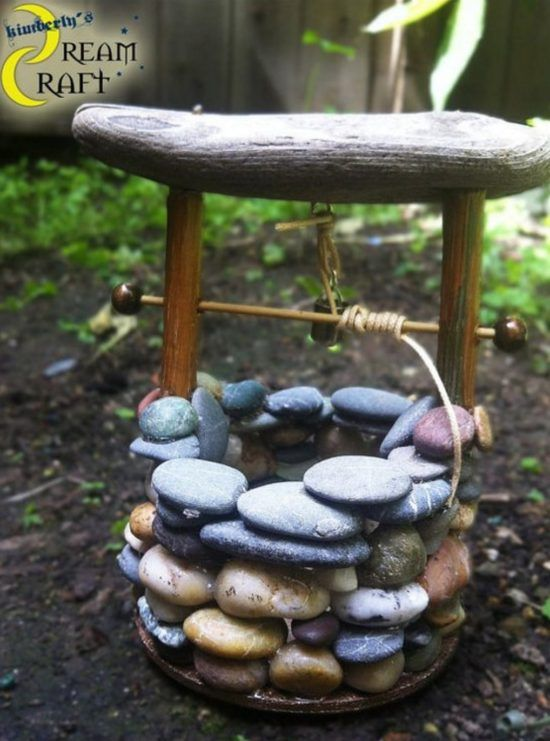 Photo of Stone Fairy House Tutorial | The WHOot