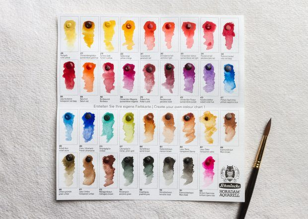 35 New Colours In Schmincke Horadam Watercolour Jackson S Art