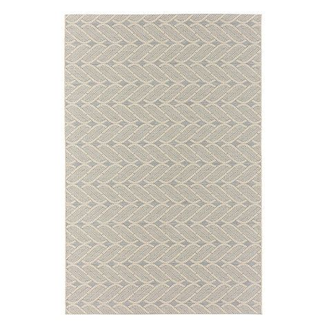 Cable Knit Indoor Outdoor Rug With Images Rugs Indoor Outdoor